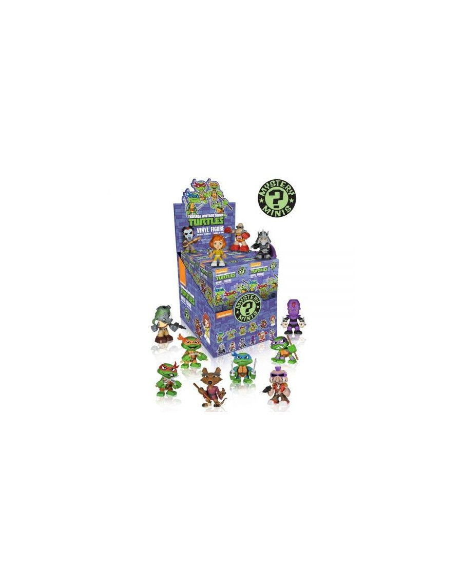 FUNKO MYSTERY MINIS BLIND BOX: TEENAGE MUTANT NINJA TURTLES