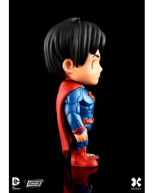XXRAY x DC COMICS - SUPERMAN DISSECTED VINYL ART FIGURE (10cm)