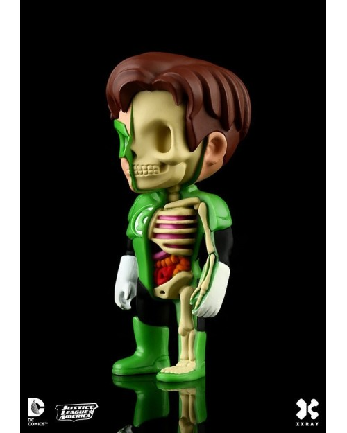 XXRAY x DC COMICS - GREEN LANTERN DISSECTED VINYL ART FIGURE (10cm)