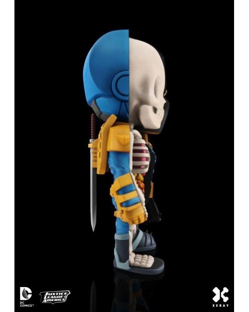 XXRAY x DC COMICS - DEATHSTROKE DISSECTED VINYL ART FIGURE (10cm)