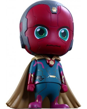 HOT TOYS x MARVEL: AGE OF ULTRON - VISION COSBABY FIGURE