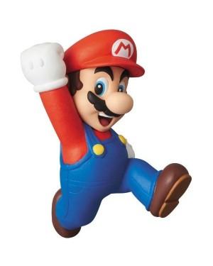 MEDICOM x NINTENDO - NEW SUPER MARIO BROS. Wii MARIO UDF MINI FIGURE (6 cm)