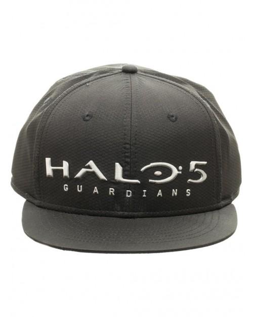 OFFICIAL HALO 5 GUARDIANS LENTICULAR LOGO SNAPBACK CAP