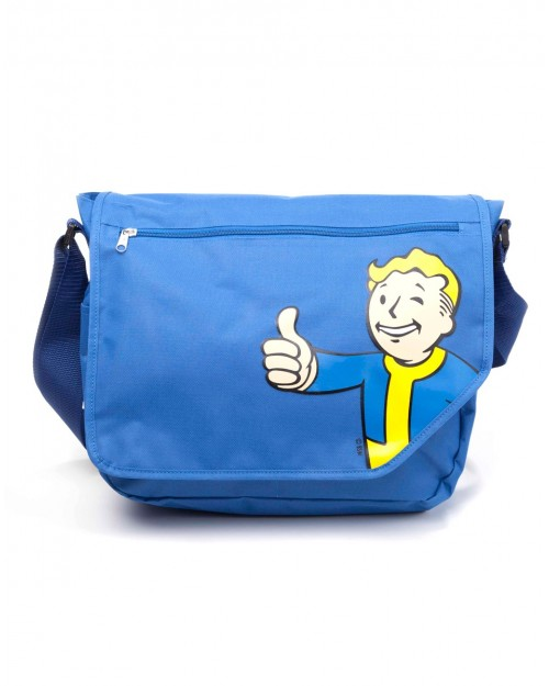 OFFICIAL FALLOUT 4 - VAULT BOY APPROVED MESSENGER BAG