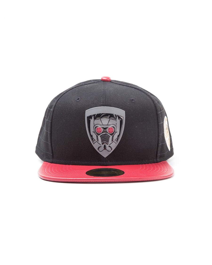 OFFICIAL MARVEL'S GUARDIANS OF THE GALAXY 2 - STAR LORD SNAPBACK CAP