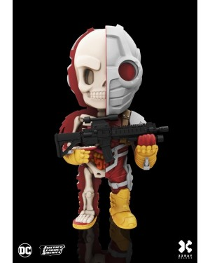 XXRAY x DC COMICS - DEADSHOT DISSECTED VINYL ART FIGURE (10cm) *DELUXE*
