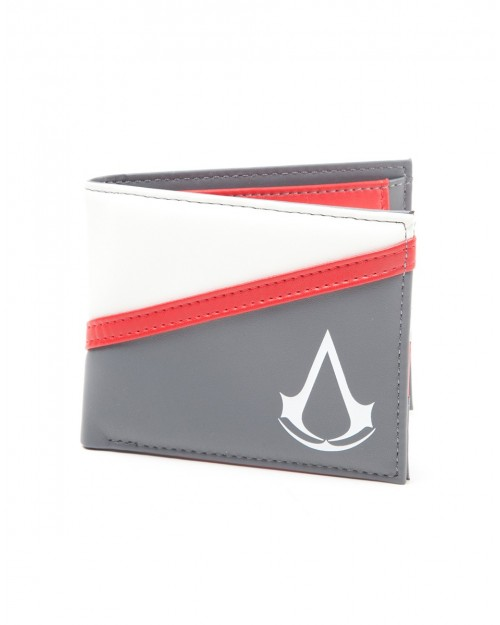 OFFICIAL ASSASSIN'S CREED EMBOSSED SYMBOL BI-FOLD WALLET