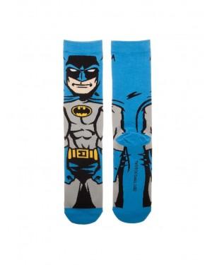 OFFICIAL DC COMICS BATMAN 360 CREW SOCKS