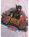 OFFICIAL MARVEL COMICS - THOR RAGNAROK : THOR GREY T-SHIRT