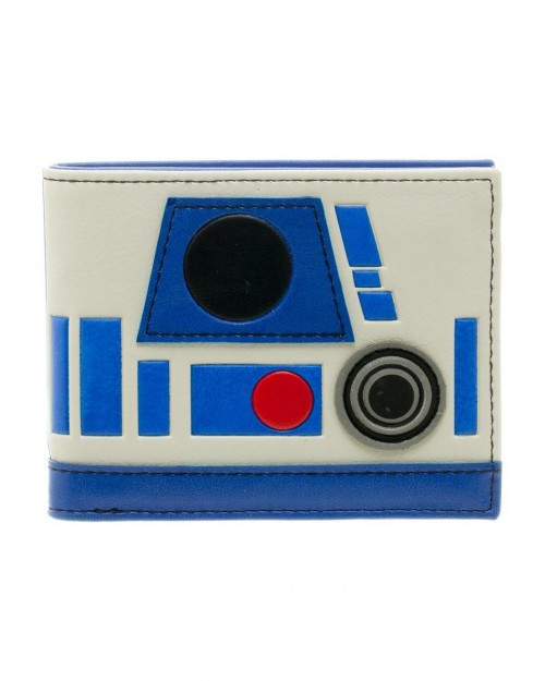 OFFICIAL STAR WARS RD-D2 STYLED BIFOLD WALLET