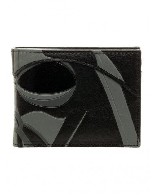 OFFICIAL STAR WARS DARTH VADER EYES/ MASK BI-FOLD WALLET