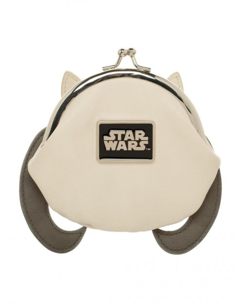 OFFICIAL STAR WARS - TAUNTAUN 3D STYLED PURSE/ WALLET