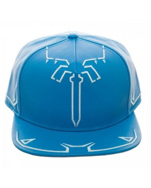 OFFICIAL NINTENDO - THE LEGEND OF ZELDA: BREATH OF THE WILD PU SNAPBACK CAP