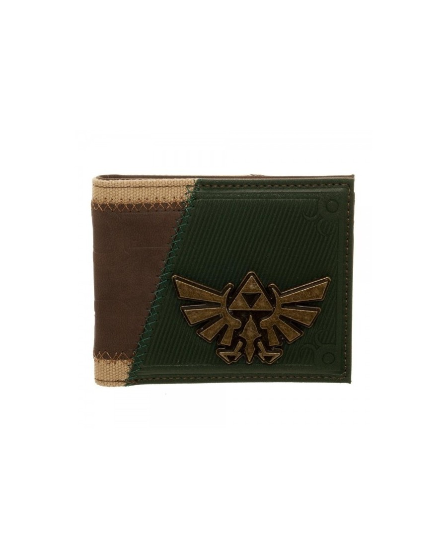 OFFICIAL THE LEGNEND OF ZELDA - TWILIGHT PRINCESS SUIT UP BI-FOLD WALLET