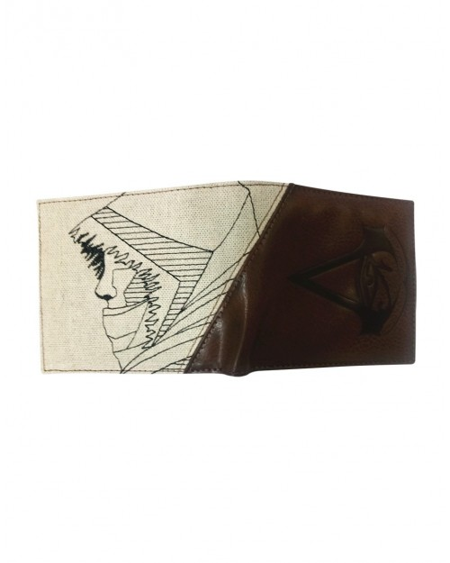 OFFICIAL ASSASSIN'S CREED: ORIGINS SYMBOL / BAYEK BI-FOLD WALLET