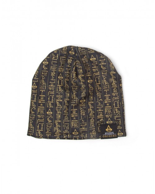 OFFICIAL ASSASSIN'S CREED: ORIGINS - HIEROGLYPHS BEANIE