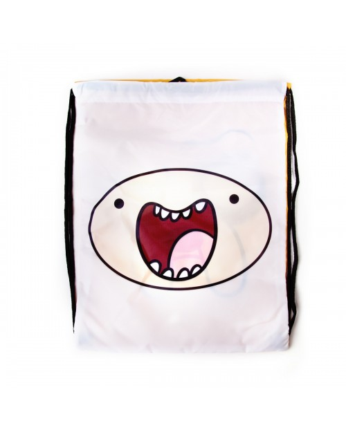 OFFICIAL ADVENTURE TIME - FINN & JAKE SPORTS/ GYM BAG