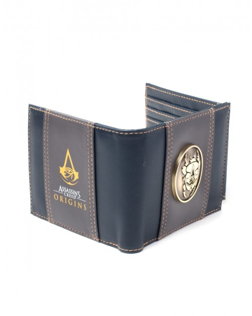 OFFICIAL ASSASSIN'S CREED: ORIGINS SCARAB SYMBOL WALLET