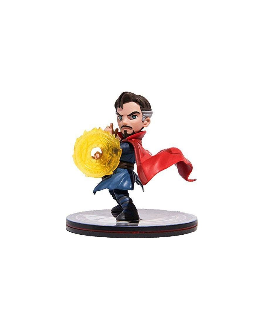 QUANTUM MECHANIX x MARVEL COMICS - DOCTOR STRANGE Q-FIG MINI FIGURE (9 cm)
