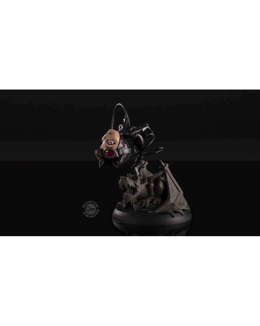 QUANTUM MECHANIX x DC COMICS - CATWOMAN REBIRTH Q-FIG MINI FIGURE (12 cm)
