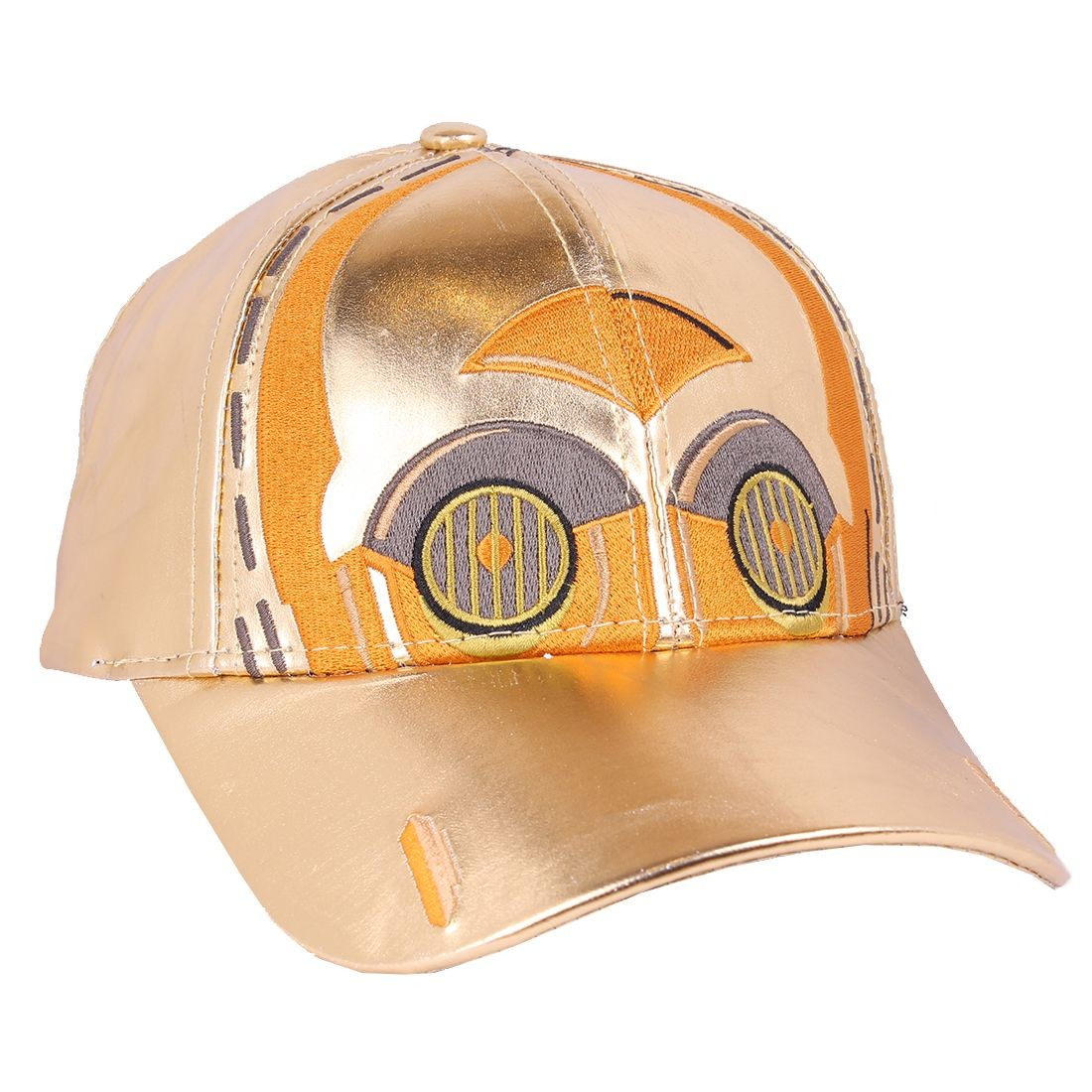 Official Star Wars The Last Jedi C3po Costume Styled Strapback