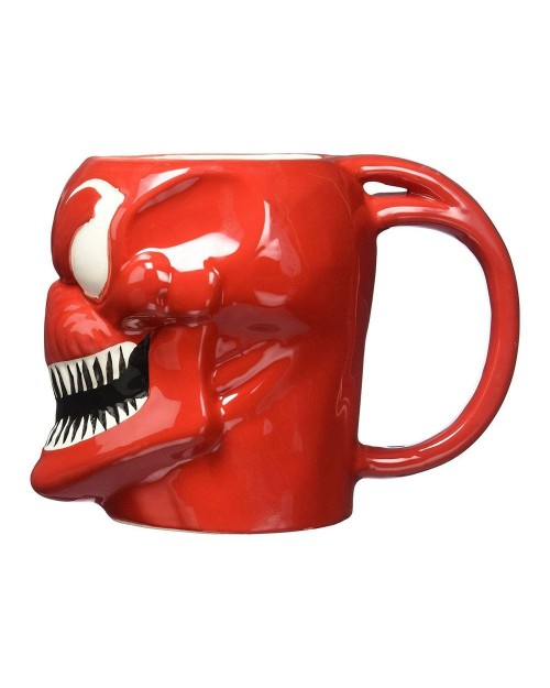 MARVEL COMICS - CARNAGE STYLED 3D MUG/ CUP