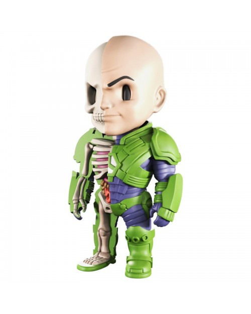 XXRAY x DC COMICS -  LEX LUTHOR DISSECTED VINYL ART FIGURE (10cm)
