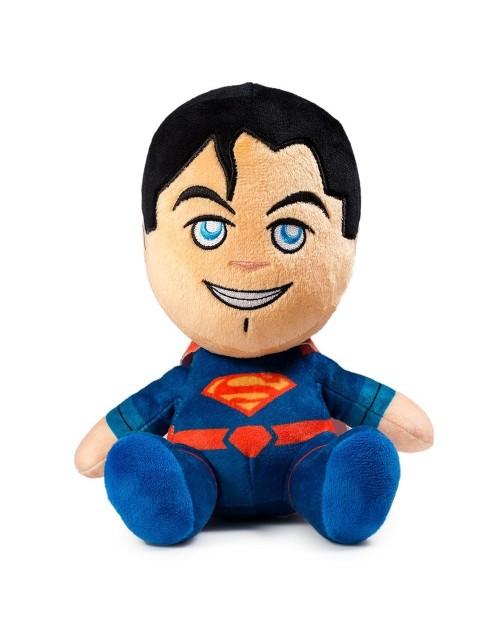 DC COMICS - SUPERMAN PHUNNY PLUSH CUDDLY TOY BY KIDROBOT