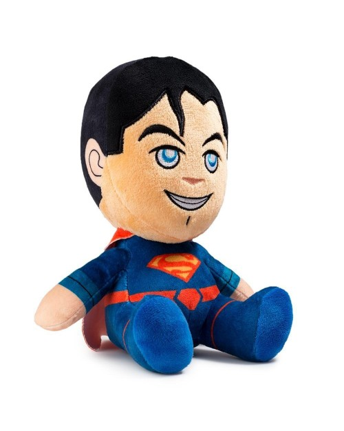 DC COMICS - SUPERMAN PHUNNY PLUSH CUDDLY TOY BY KIDROBOT