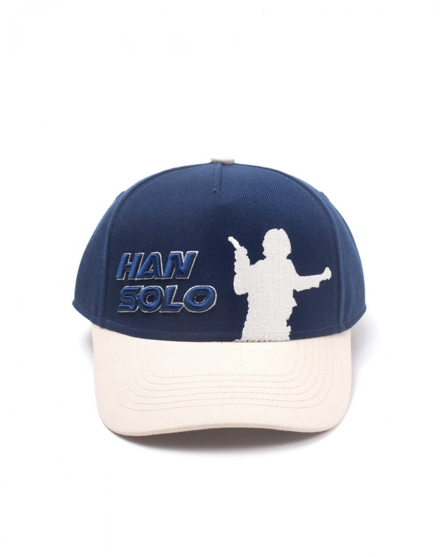 OFFICIAL SOLO: A STAR WARS STORY - HAN SILHOUETTE SNAPBACK BASEBALL CAP