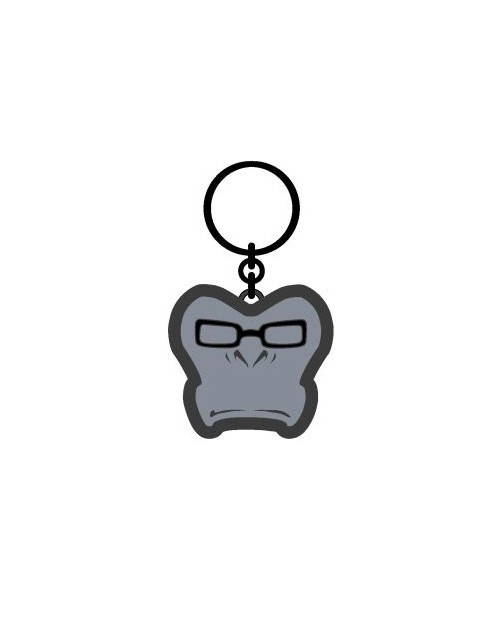 OFFICIAL OVERWATCH - WINSTON METAL KEYRING