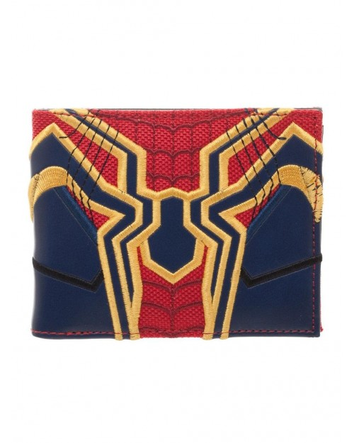 OFFICIAL MARVEL COMICS - INFINITY WAR SPIDER-MAN IRON SPIDER SUIT WALLET