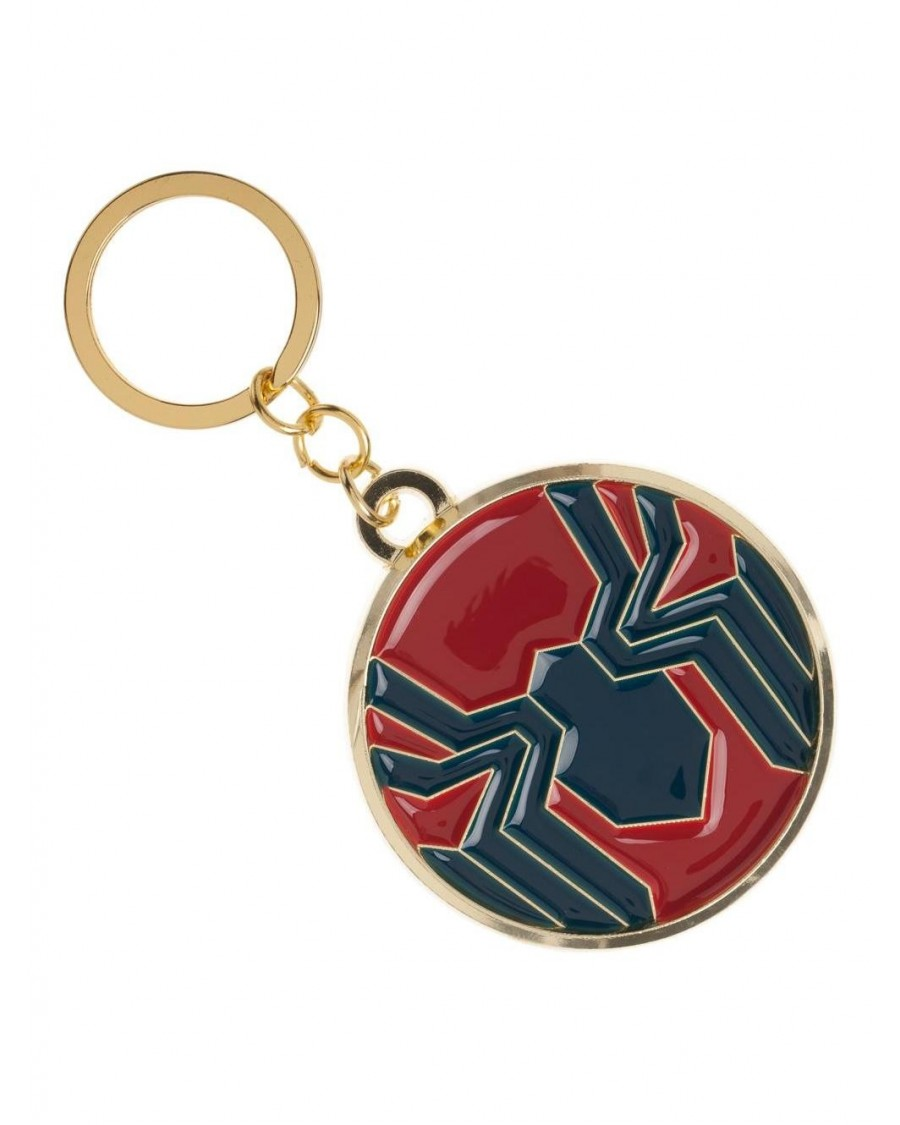 OFFICIAL AVENGERS: INFINITY WAR SPIDER-MAN IRON SPIDER SUIT METAL KEYRING