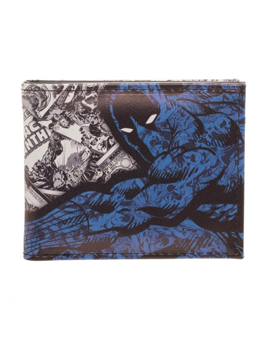 MARVEL COMICS - BLACK PANTHER COMIC COVERS IMAGES BI-FOLD WALLET