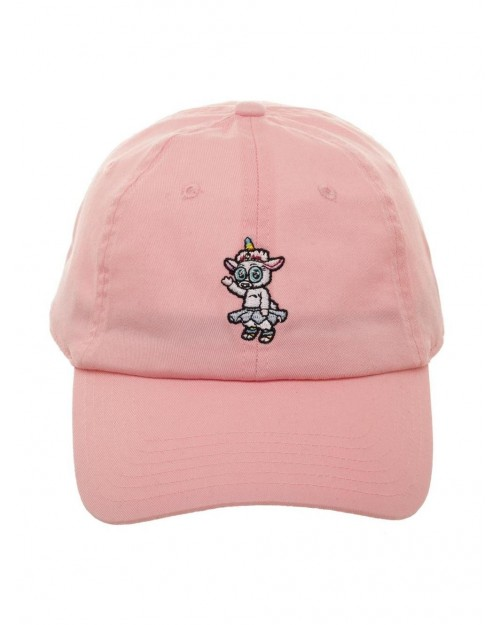 OFFICIAL RICK AND MORTY - TINKLES PINK DAD HAT