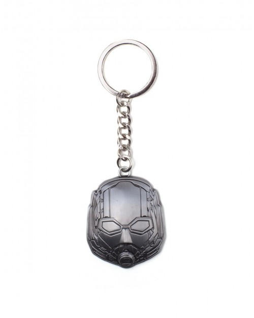 MARVEL COMICS ANT-MAN AND THE WASP - ANT-MAN HELMET METAL KEYRING