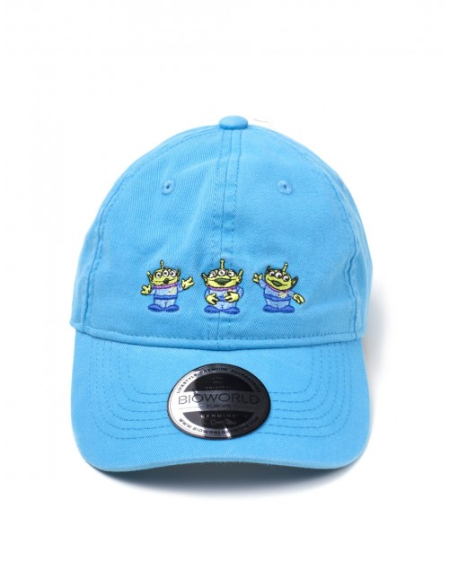 DISNEY/ PIXAR - TOY STORY ALIENS BLUE STRAPBACK DAD HAT