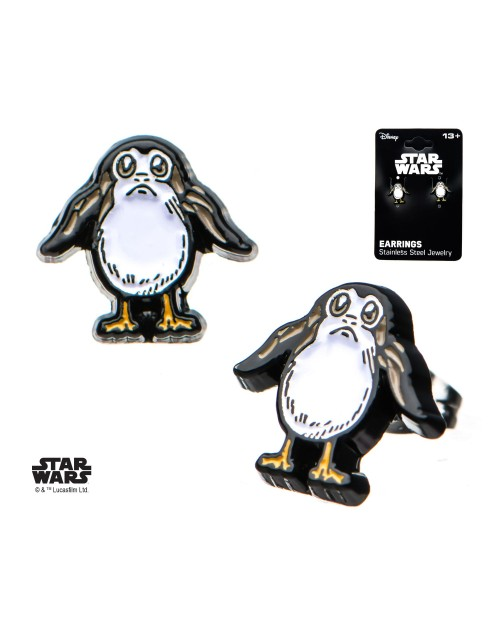 STAR WARS: THE LAST JEDI - PORGS STUD EARRINGS