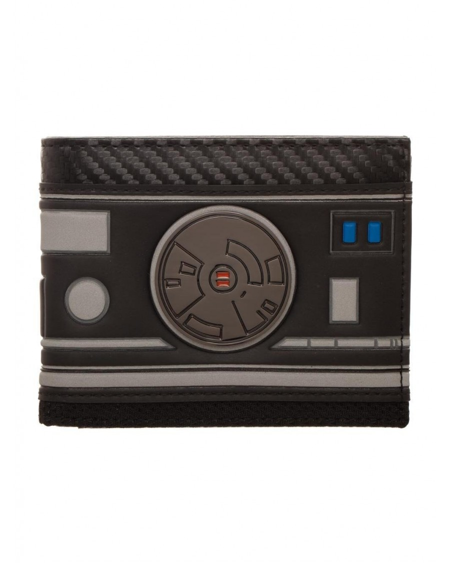 STAR WARS: THE LAST JEDI - BB-9E ASTROMECH DROID SUOT UP BI-FOLD WALLET