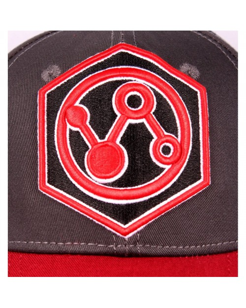 OFFICIAL MARVEL COMICS - PYM LOGO SNAPBACK CAP