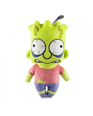 THE SIMPSONS TREEHOUSE OF HORROR - BART PHUNNY PLUSH CUDDLY TOY BY KIDROBOT