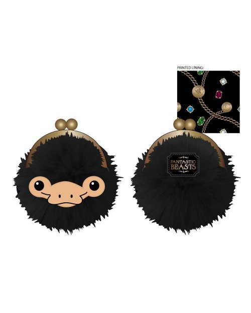 FANTASTIC BEASTS - CRIMES OF GRINDELWALD NIFFLER KISSLOCK COIN PURSE