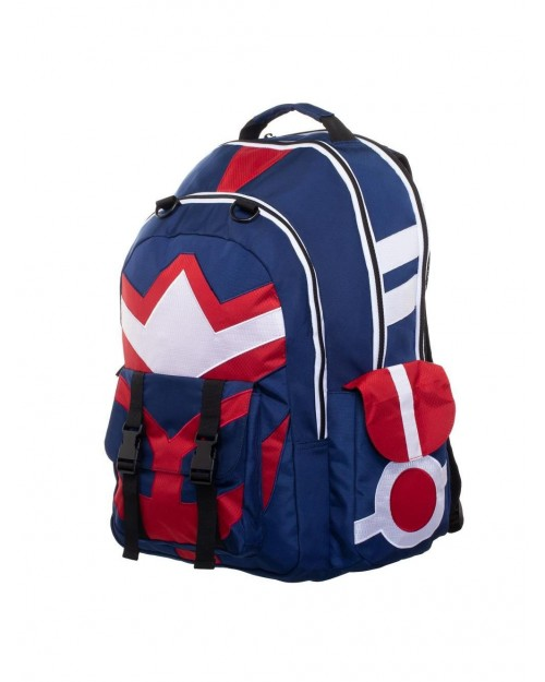 OFFICIAL MY HERO ACADEMIA - ALL MIGHT COSTUME STYLED BACKPACK BAG