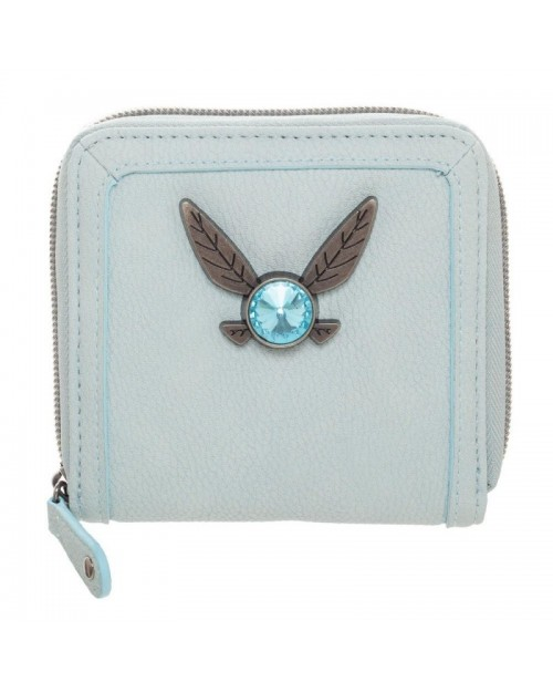 OFFICIAL NINTENDO - THE LEGEND OF ZELDA - NAVI METAL SYMBOL COIN PURSE
