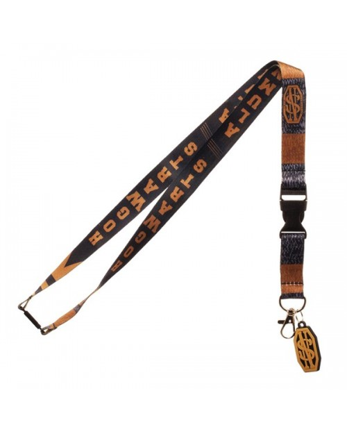 FANTASTIC BEASTS AND WHERE TO FIND THEM - NEWT BROWN LANYARD