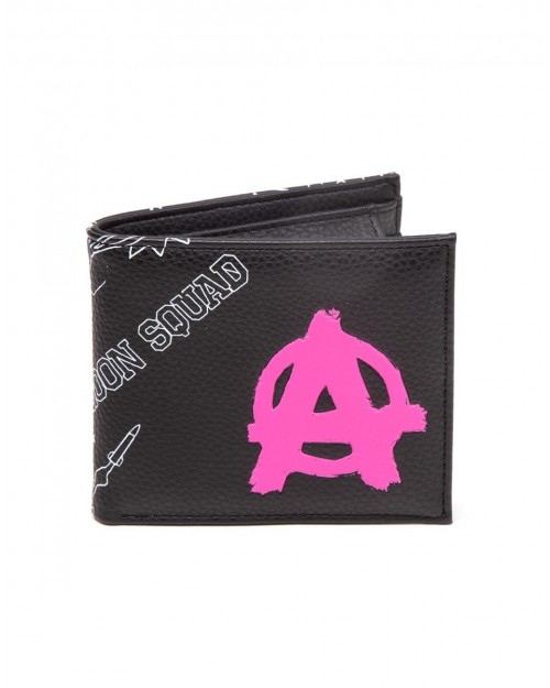 OFFICIAL BETHESDA - RAGE 2 'GOON SQUAD' ICONS BI-FOLD WALLET