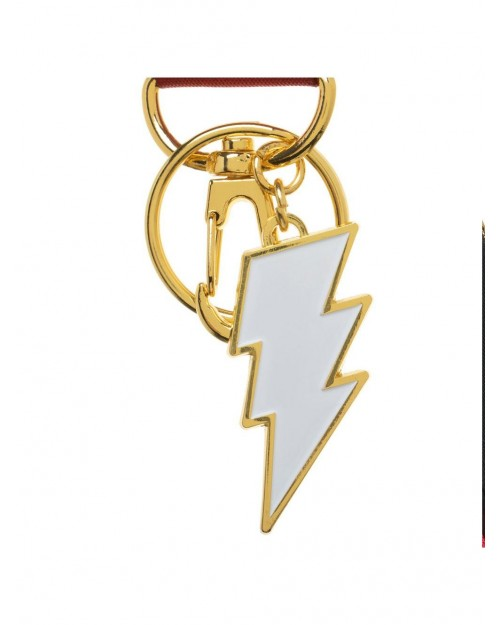 DC COMICS - SHAZAM! (CAPTAIN MARVEL) SUIT UP LANYARD