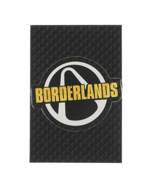BORDERLANDS CLAPTRAP (CL4P-TP) PRINTED LANYARD