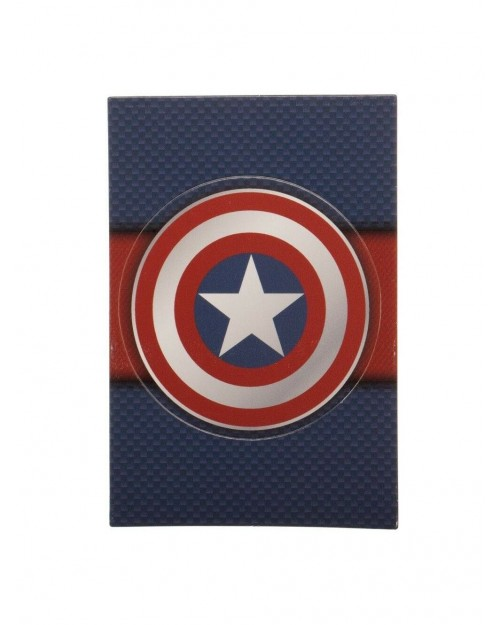 MARVEL COMICS - CAPTAIN AMERICA RETRO SUIT UP PRINTED LANYARD