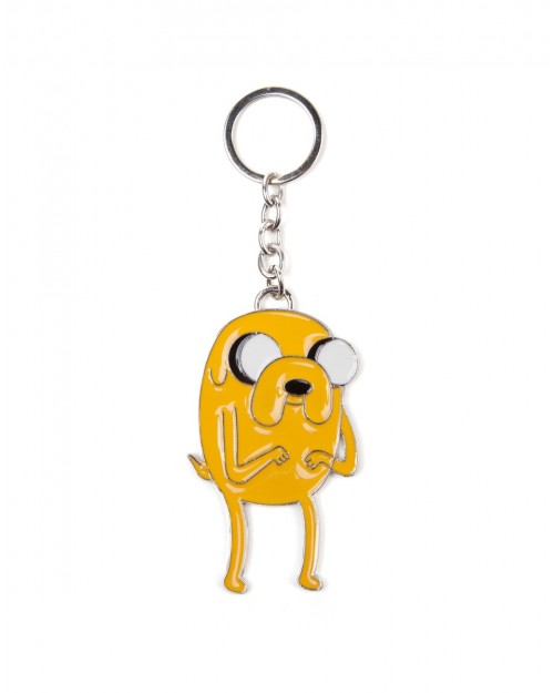 OFFICIAL ADVENTURE TIME - JAKE METAL KEYRING
